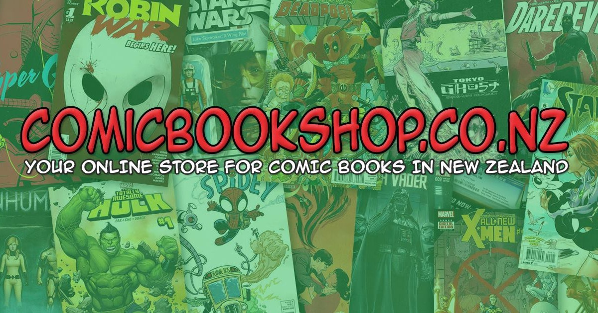 Comic Book Shop - Your Online Store for Comic Books in New