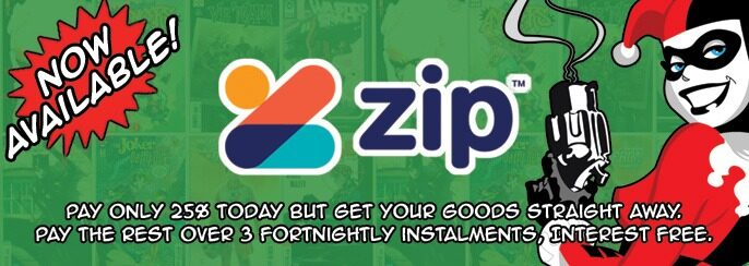 Zip Available Now